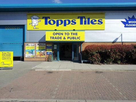 Topps Tiles Basildon