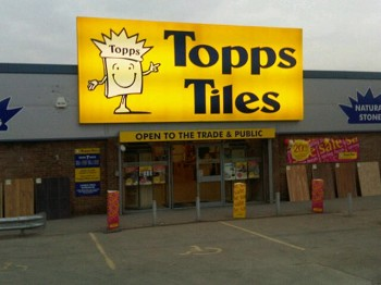 Topps Tiles Bradford