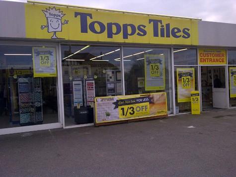 Topps Tiles Brentwood