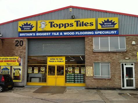 Topps Tiles Camberley