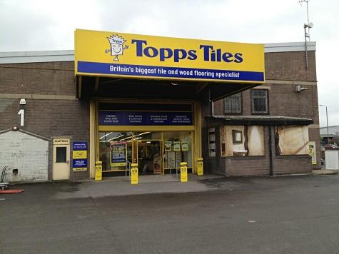 Topps Tiles Charlton