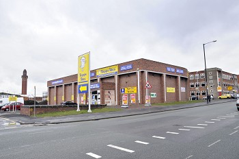 Topps Tiles Cheetham Hill