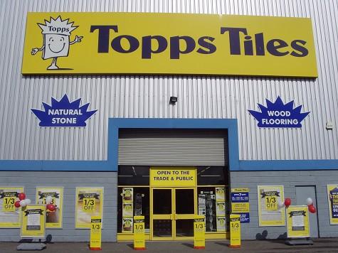 Topps Tiles Chelmsford