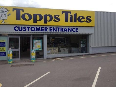 Topps Tiles Cheltenham