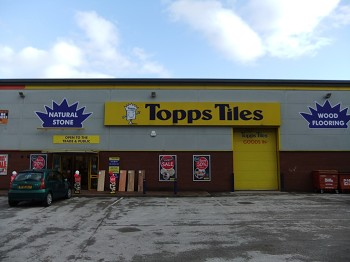 Topps Tiles Chesterfield