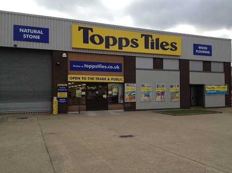 Topps Tiles Chingford