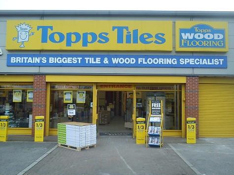 Topps Tiles Chorley