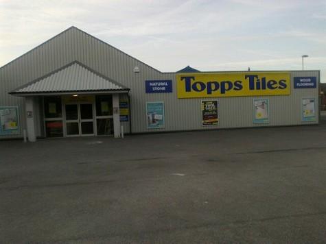Topps Tiles Christchurch
