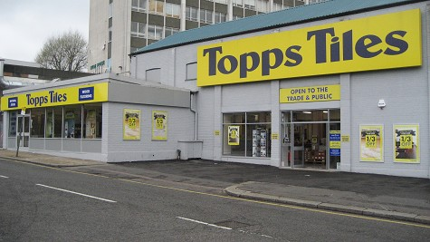 Topps Tiles Colindale