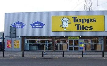 Topps Tiles Crayford