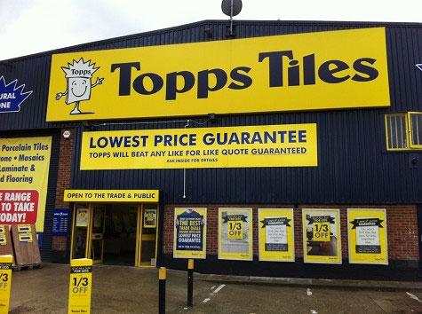 Topps Tiles Croydon Thornton