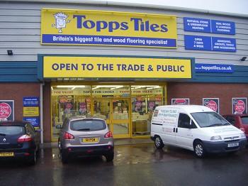 Topps Tiles Carlisle