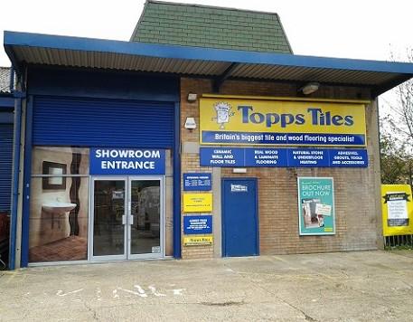 Topps Tiles Chesham