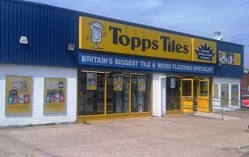 Topps Tiles Clacton