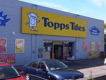 Topps Tiles Colchester
