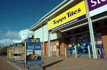 Topps Tiles Congleton