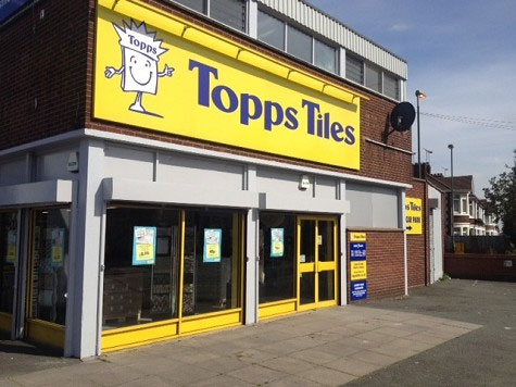 Topps Tiles Coventry