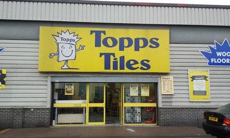 Topps Tiles Dagenham