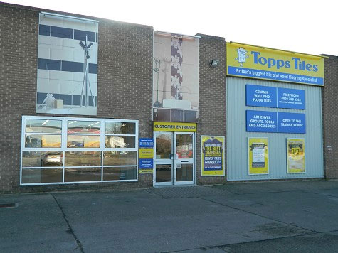 Topps Tiles Darlington