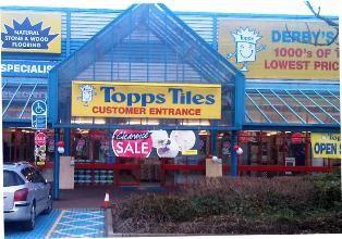 Topps Tiles Derby Meteor
