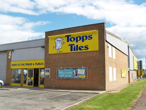 Topps Tiles Eastbourne Clearance