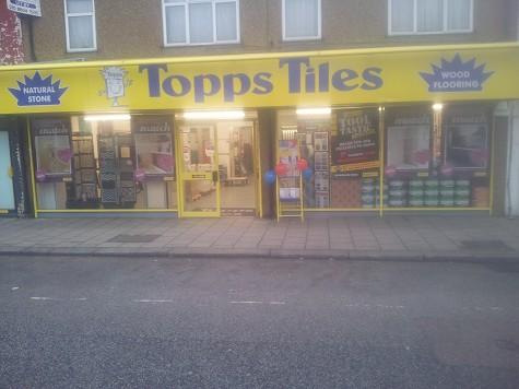 Topps Tiles Edmonton