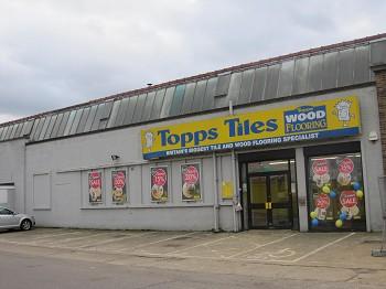 Topps Tiles Enfield