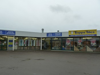 Topps Tiles Exeter