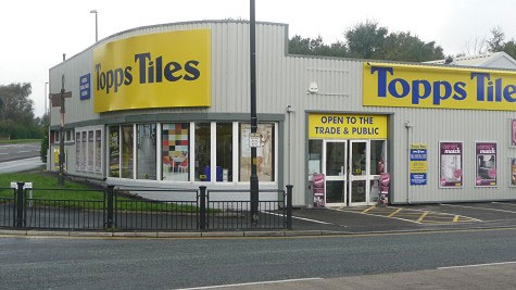 Topps Tiles Failsworth