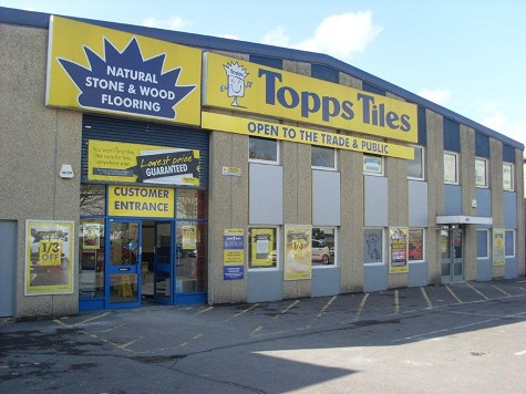 Topps Tiles Farnborough