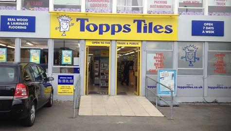 Topps Tiles Gatwick