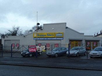 Topps Tiles Glasgow