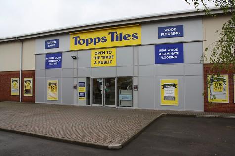 Topps Tiles Gloucester