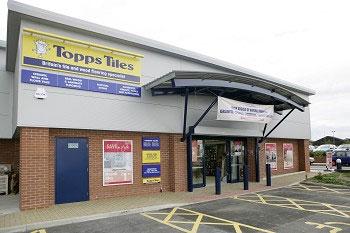 Topps Tiles Grimsby