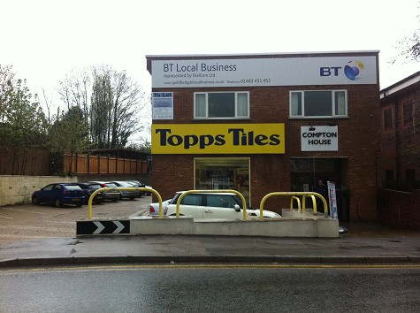 Topps Tiles Guildford