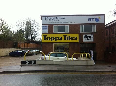 Topps Tiles Guildford