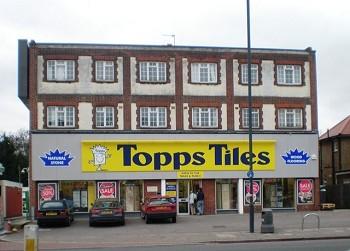 Topps Tiles Gunnersbury