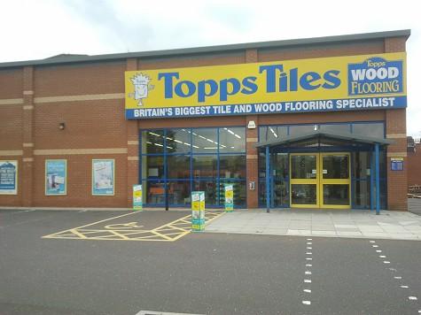 Topps tiles grantham bathroom directory for M bathrooms nottingham