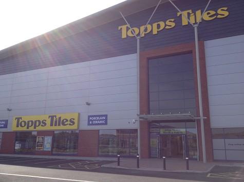Topps Tiles Enderby