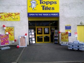 Topps Tiles Hillington