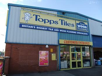 Topps Tiles Hull