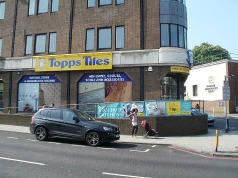 Topps Tiles Highgate