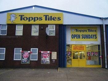 Topps Tiles Horsham