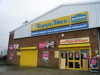 Topps Tiles Isle Of Wight