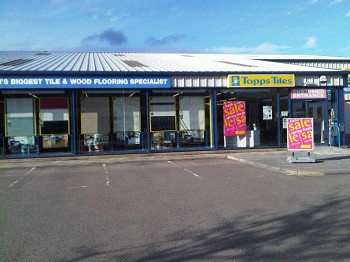 Topps Tiles Inverness