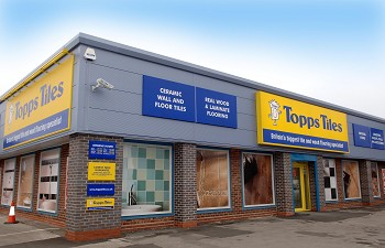 Topps Tiles Kidderminster