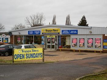 Topps Tiles Kings Lynn