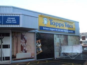 Topps Tiles Leicester