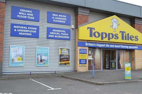 Topps Tiles Letchworth