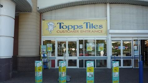 Topps Tiles Lincoln St Marks